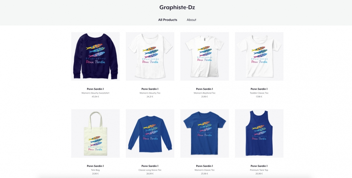 MarketPlace-Teespring-T-shirts-Shop-PennSardin-graphisme