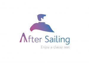 Logo After Sailing Couleur